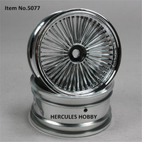 Wholesale Plastic Wire Wheels Rims for RC Drift Touring On road Car