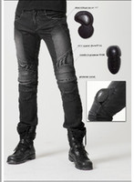 pair of jeans - uglyBROS JUKE jeans mesh in summer Motorcycle racing jeans trousers with hockey gear pair of jeans