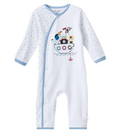 Coverall 0-3 Months 6-9 Months First moments baby rompers pajamas bodysuits tops romper jumpers tee shirts garments jumpsuits ZW303