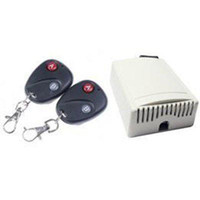 Wireless 2 CH RF Garage gate Door Remote Control (1+ 3)