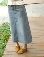 Where to Buy Long Jean Skirts Online? Where Can I Buy Long Jean ...