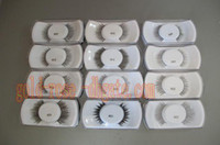 Wholesale NEW Makeup Black False Eyelashes WITH Glue FREE GIFT