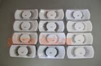 Wholesale NEW Makeup Black False Eyelashes WITH Glue FREE GIFT