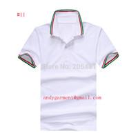 Cheap Wholesale-Men's short sleeve polo shirt 100% cotton S,M,L,XL,XXL #20885 US size