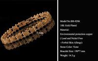 Wholesale mm Charm k Watch Bracelet Jewellry Men made by Environmental Copper
