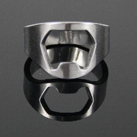 Wholesale Brand New Finger Ring Beer Bottle Opener