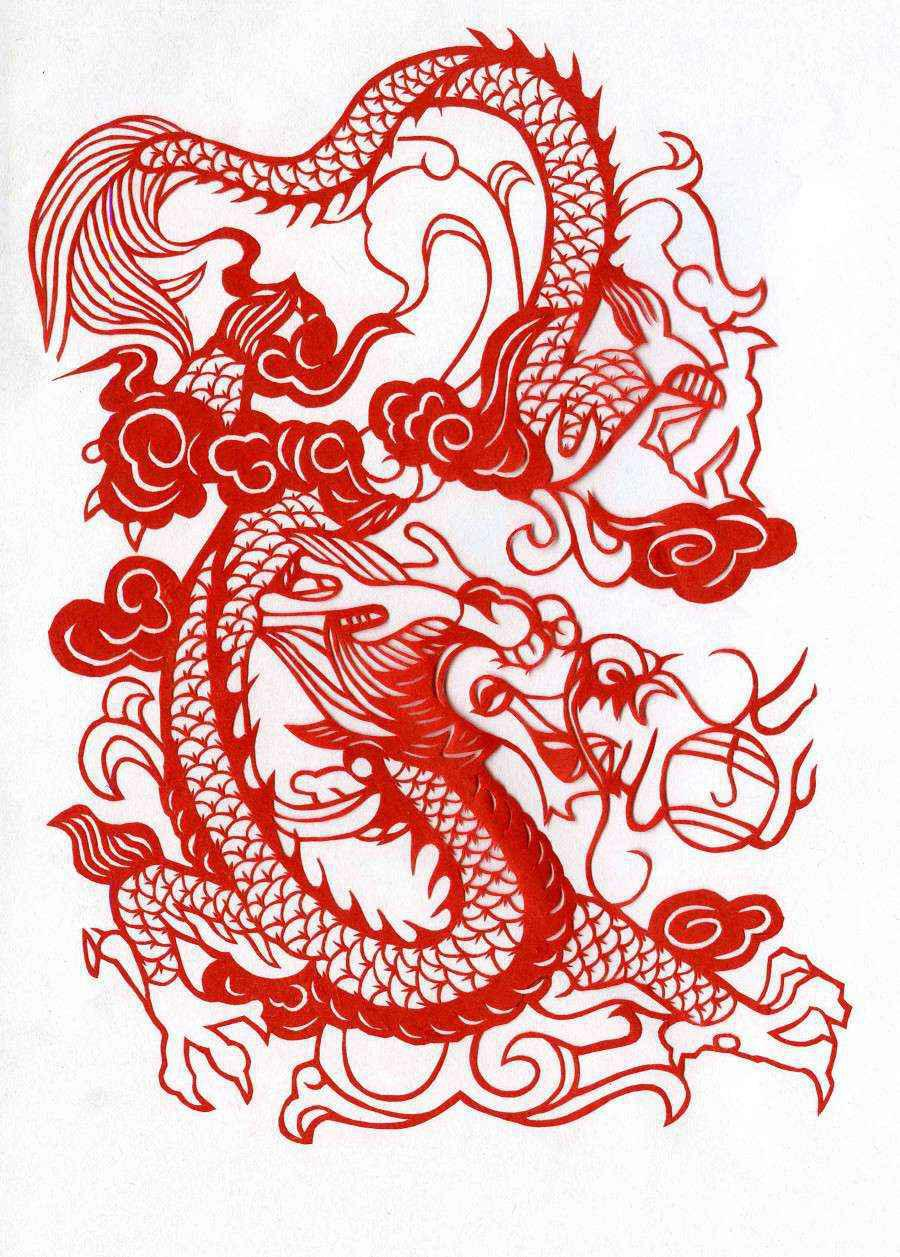Chinese Paper Cutting Patterns