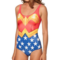 animal monokini - new swimsuit BLACK MILK swimwear Wonder Woman Cape Bodysuit monokini one pieces bathing suits for women