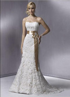 Wholesale Sexy Bride High quality New style wedding dresses Strapless Wedding Dresses Karena Royale