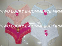 Cotton Blend Boy Shorts Everyday wholesale lady's thongs,Top quality,sexy panty,lady boyshort,lace brief,nice design and colors