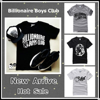 Cheap Wholesale-2015 summer famous new brand billionaire boys club T Shirt cotton bbc t-shirt man top tee casual man short sleeve plus size