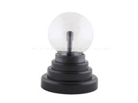 Wholesale 3 quot Plasma Ball USB Lights lighting lamp Sphere Party Balloons funny gift novalty Cool