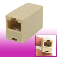 Wholesale Internet Network Inline Cable extension Coupler Connector RJ45