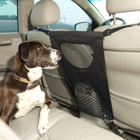 auto pet barriers - auto pet barrier amp carriers made of fabric to keep pets at back seats for dog cat and other pets