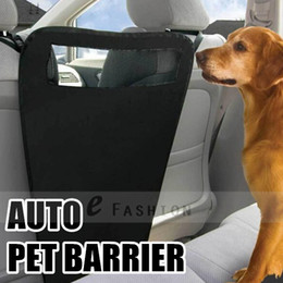Wholesale Hot Sale Convenient Useful Prevent Dogs To Car Front Seats and Keep In Back Seat Auto Pet Barrier Blocks