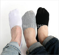 Wholesale Men s Socks New Hot sell Socks Classic Male Brief Pairs BAMBOO amp Cotton Invisible Man Sock Slippers Shallow