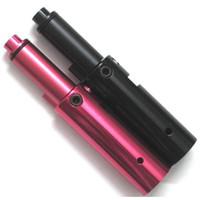Bolt aluminum paintball - Tippmann A5 fire tube with Aluminum Front Bolt multi color paintball New
