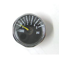 Wholesale 5000psi Paintball Micro Gauge New