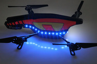 drone kit - Parrot Ar Drone UFO LED Light Kit Outdoor Hull red white blue or green to choose