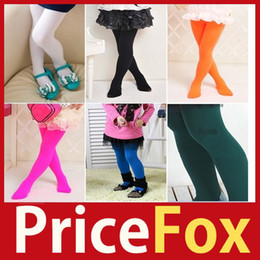 Wholesale new fashion style Price Fox Pairs Baby Kid Girl Toddler Pantyhose Pants SG1138 High Quality rushing to buy