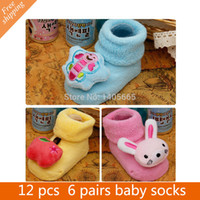 baby delivery gifts - Baby Socks With Animal Baby Outdoor Shoes Baby Anti slip Walking Children Newborn Sock kid s Gift Fast Delivery