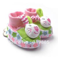 animal walking patterns - Animal Rabbit Pattern Newborn Baby Kid Unisex Boys Girls Toddler Indoor Anti slip Warm Walking Socks Cartoon Shoes