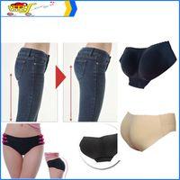 butt pads - Sexy Seamless Butts Hip Enhancer Push Up Padded Panty Shaper Shapewear Underwear Black