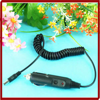 auto power cord - W110On Sale DC V X mm Car Auto Vehicle Charger Power Adapter Cord Black
