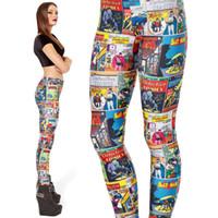 batman leggings - Black Milk Golden Age Batman Legging for Women Fashion Women s Black Milk Girl Leggings