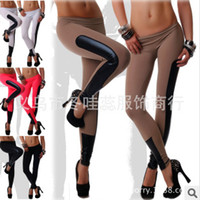 autumn free wallpaper - Hot Autumn Fashion Fitness Girl Custom Digital Printing Milk Pants WALLPAPER SHINY SHINY LEGGINGS For Women