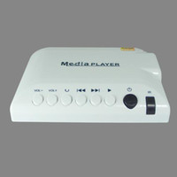 HDD Player hdd media player - Full Hd P Media Player with HDMI Port hdd media player White Color