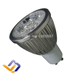Wholesale GU10 E27 GU5 MR16 W LED Spot Light Bulbs Lamp X1W downlights work Aluminium Die Casting Years warrantly