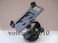 New Show as photo  Black Car Kit Windshield Windscreen Sucker Car Mount Holder Cradle For Nokia E71 E72 100pcs