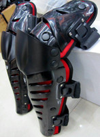 Wholesale Knee and elbow protector gear off road motorcycle thermal protection red black
