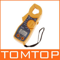 dc electronic meter - Digital Multimeter Electronic Tester AC DC CLAMP Meter H1271 for diode and continuity