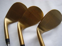Wholesale China No golf Grenda D8 wedges gold color degree