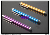 Wholesale Digital Stylus Tablet Metal Pen with Clip Touch Pen for Apple iPad iPhone Samsung n7100