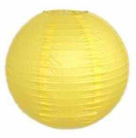 Wholesale 10 Yellow Chinese Paper Lanterns Wedding Decorations quot