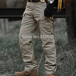 nylon cargo pants - Pi Pants