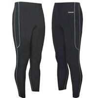 best running underwear men - Compression Pants Men s Tights Base Layer Leggings Best Running Workout Basketball Fitness thermal Underwear Inner Wear