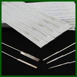 Wholesale 1000pcs Sterilized Steel Tattoo disposable Needles Supply arrive within days WSZ