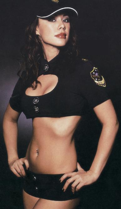 Sexy cop fucks prison inmate 8