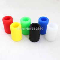 Wholesale Pro Tattoo Grip Cover Soft Silicone colors high quality tattoo Rubber Grip for tattoo grip mm mm grips
