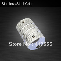 Wholesale mm Stainless Steel Tattoo Grip with backstem