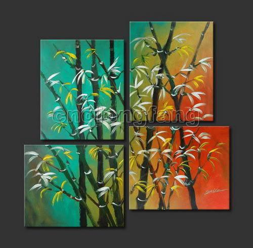 Bamboo Frames For Paintings images