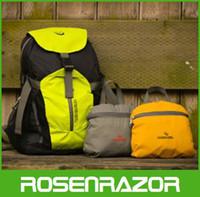 Wholesale New bicycle bag packsack backpack cycling knapsack folding bike bag colors drop shipping