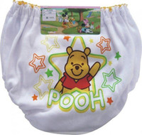Wholesale 2014 hot pc baby training pants New Baby Diaper Cover Learning diapers Training pants Children Underwea