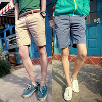 Fashion Men Casual Beach Pants short pants cargo shorts