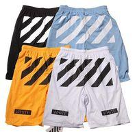 Wholesale TOP version Off White CO virgil abloh Pyrex Vision S S HBA KTZ religion t shirt tee four color A