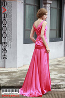 Wholesale Wedding dresses bridal gowns bridesmaids serve marriage served late outfit toast evening dress